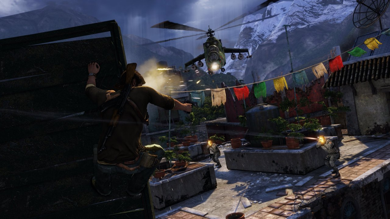 Uncharted: The Nathan Drake Collection – New Gameplay Footage Released