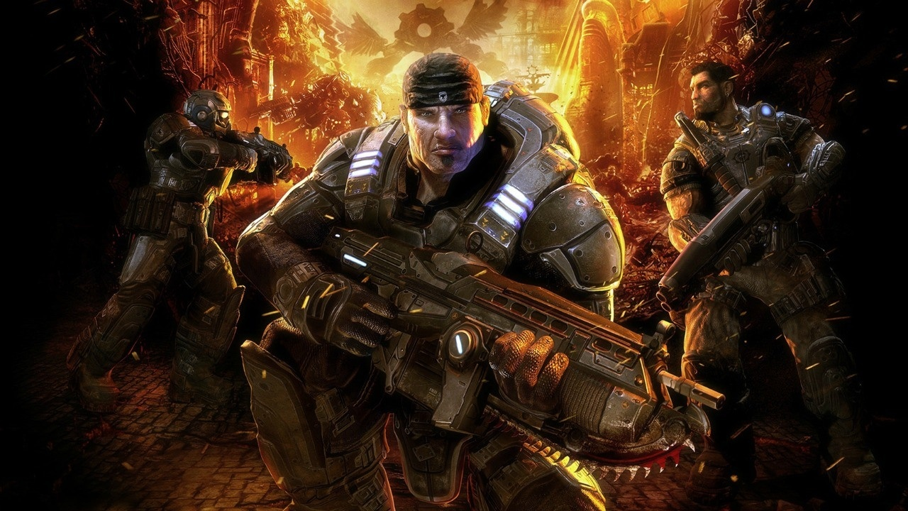 Gears of War: Ultimate Edition Beats Until Dawn – UK Game Charts