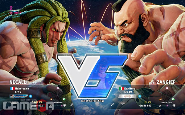 Street Fighter V Update releases today