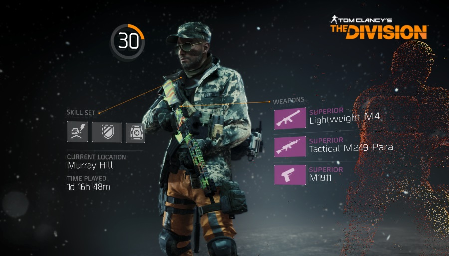 Does hitting The Division's level cap feel like a grind?