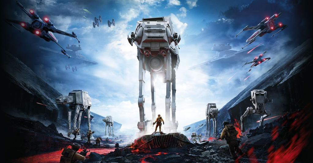 No Similarities Between Battlefield and SW: Battlefront, Says DICE
