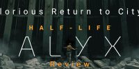 A Glorious Return to City 17 | Half-Life: Alyx Review