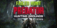 The Failed hunt| Predator Hunting Grounds review
