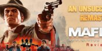 An Unsuccessful Remaster| Mafia 2 Defenitive Edition Review