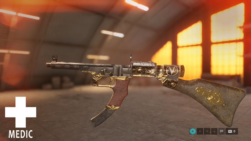 Battlefield 5 Best Recon Weapons